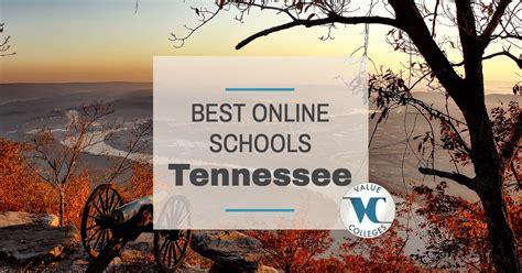 Top Colleges In Tn For Mba by Top 10 Best Colleges In Tennessee Value Colleges