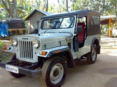 jeep car mahindra used mahindra jeep new model mitula cars