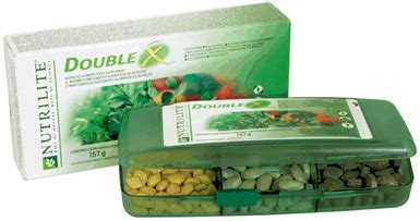Vitamin X Amway nutrlitedoublex review and benefits of taking nutrilite