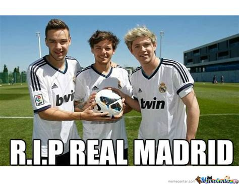 Real Madrid Meme - r i p real madrid by unciunator meme center