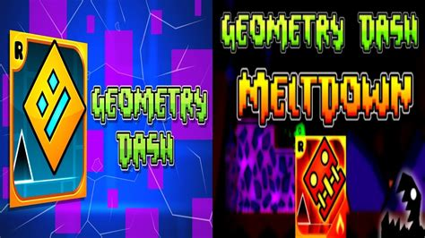 geometry dash meltdown full version youtube geometry dash full soundtrack and meltdown full songs