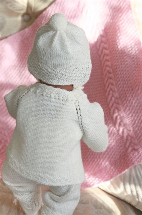 knitting patterns for baby dolls doll knitting