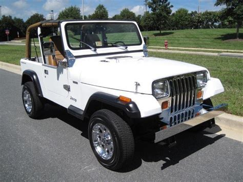1993 Jeep Wrangler For Sale 1993 Jeep Wrangler 1993 Jeep Wrangler For Sale To Buy Or