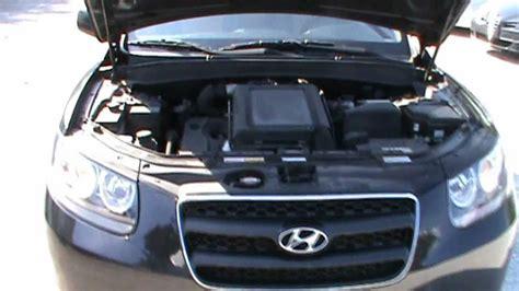 hyundai santa fe diesel engine hyundai santa fe 2 2 crdi vgt tod gls top k review