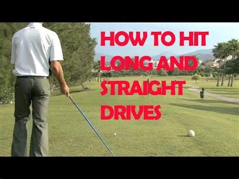 videojug golf swing driver golf tips hit the driver 300 yards phim video clip