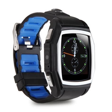 Spovan Smart Gps For Outdoor Traveling Black gt68 outdoor gps compass rate monitor bluetooth smart phone black blue alex nld