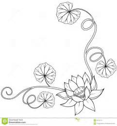 cool designs to color top fleur de lotus tatouage images for tattoos