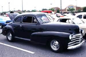 1947 chevrolet 2 door coupe rod