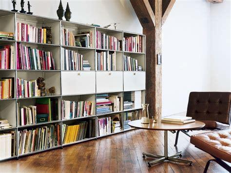 libreria metallica libreria a giorno componibile in metallo usm haller