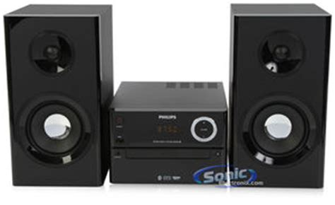 philips btm2180 37 wireless bluetooth shelf system cd usb