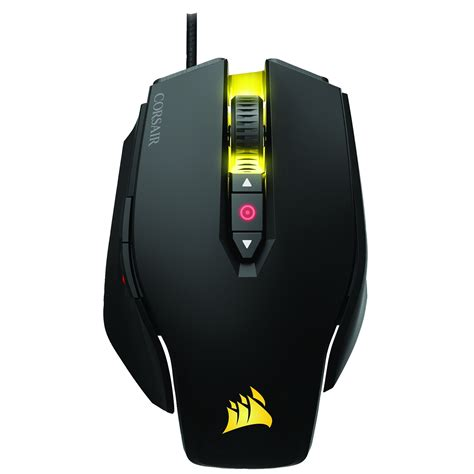 Corsair M65 Pro Rgb Mouse corsair m65 pro rgb 12 000dpi 8 buttons wired optical gaming mouse ebay