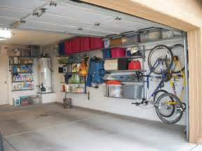 Garage Storage 1 Car Garage Storage Ideas
