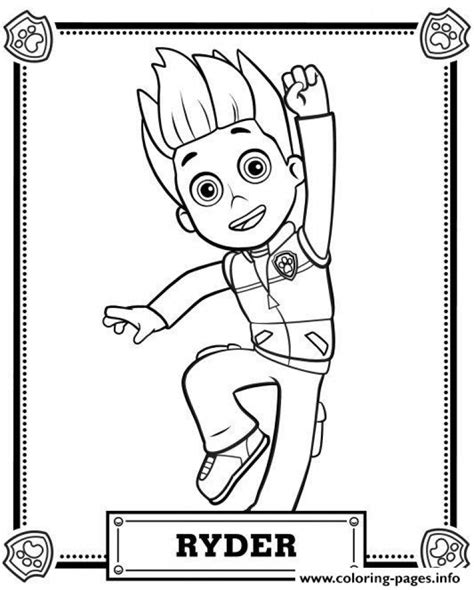 get this paw patrol coloring pages free to print 73961