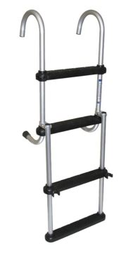 pontoon boat ladder end caps marine ladders and accessories kimpex canada