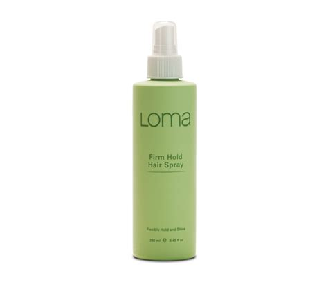 loma hair products loma firm hold hairspray