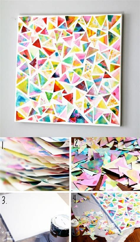artwork ideas 20 diy innovative wall decor ideas that will leave you