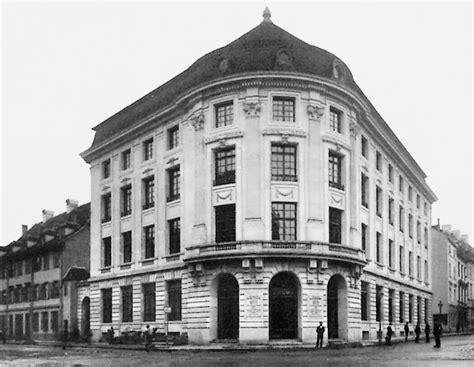 ubs ag bank switzerland file basel office of swiss bank corporation ubs c 1920