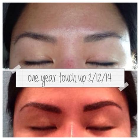 tattoo eyebrows touch up 3d eyebrow tattoo 223 photos 108 reviews eyebrow