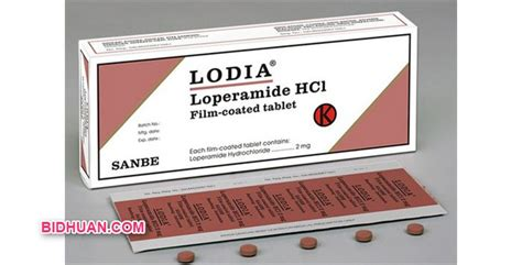 Obat Lodia lodia obat diare obat golongan agonis opioid reseptor