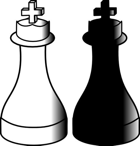 chess clipart chess pieces clip at clker vector clip