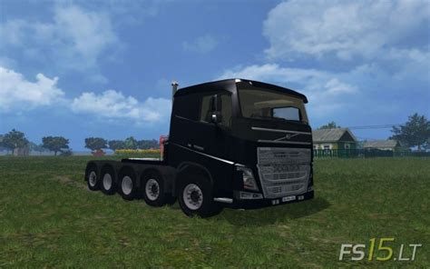 volvo heavy duty volvo heavy duty fs15 mods fs15 lt