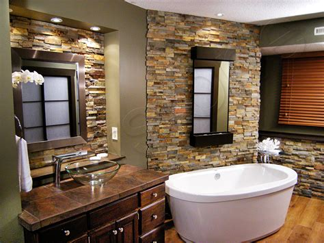 Kitchens And Bathrooms Rock by Standard Rock Panels