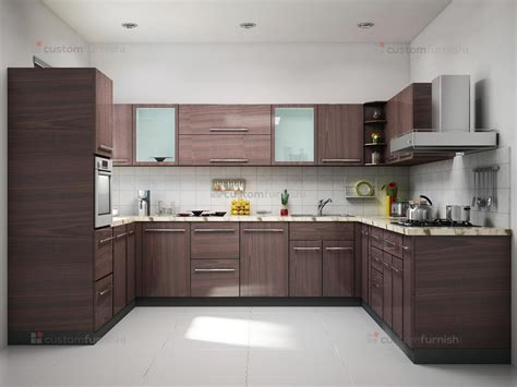 Different Kitchen Designs Small Kitchen Renovationscontemporary U Shaped Kitchen