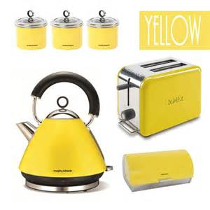 Yellow Kitchen Accessories