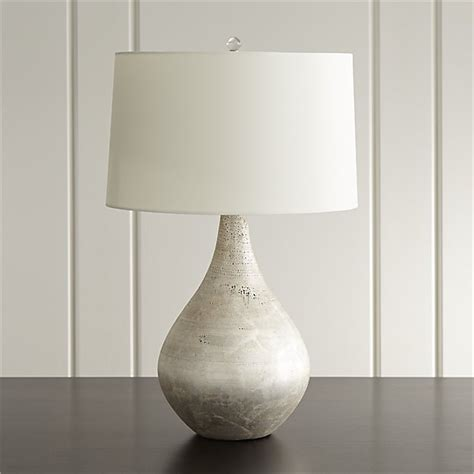 Home Decor Lamps by Mulino Table Lamp Crate And Barrel