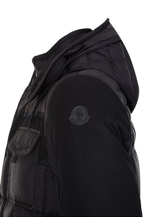 Moncler C 1 by Moncler Moncler Jacob Jacket Black Moncler From Circle
