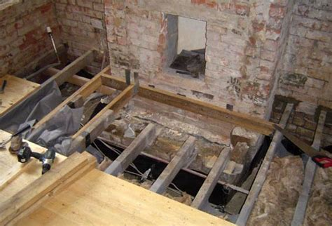What Insulation To Use In Floor Joists by Eco Renovation And Retro Fit Insulation Upgrade Harrogate