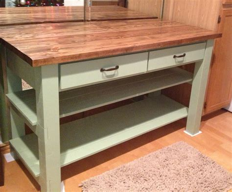 do it yourself kitchen island ana white kitchen island diy projects
