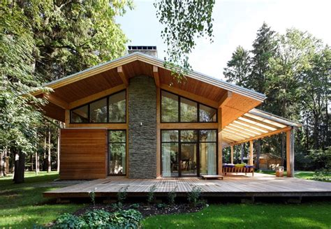 house overhang roof overhang for a contemporary exterior with a gable roof and quot woodlark quot house by
