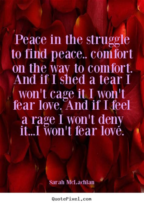 Comfort And Peace Quotes by Comfort And Peace Quotes Quotesgram