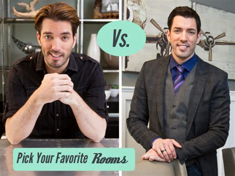 brother vs brother vote for your favorite property brothers rooms brother