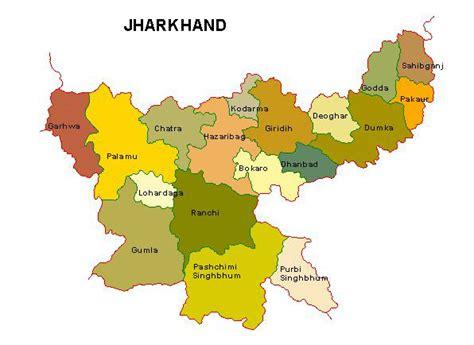 Jharkhand by Maps Of Jharkhand India Jharkhand Maps Jharkhand Road Map