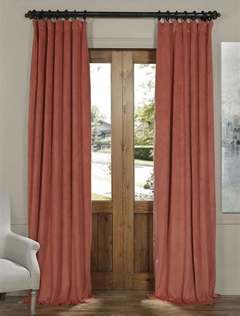peach bedroom curtains 1000 ideas about coral curtains on pinterest peach