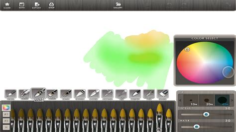 watercolor pencil app for android tech review from an artist s perspective