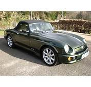 MG RV8 Guide History And Timeline From ClassicCarscouk