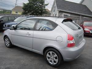Hyundai 2007 Accent 2007 Hyundai Accent Hatchback Dartmouth Scotia