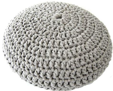 pattern crochet pouf crochet pouf pattern lvly