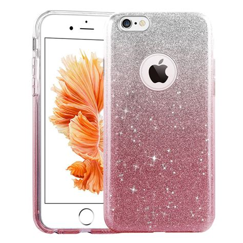 Fuze Glitter For Iphone 6 glitter hoesje roze iphone 6 plus 6s plus exclusievehoesjes eu