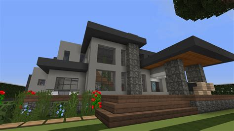 creative house pk modern house 2 creative mode minecraft java edition minecraft forum
