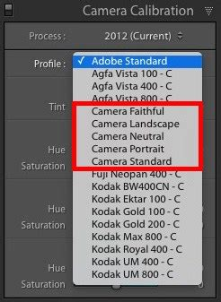 lightroom profiles how to use your s color profiles in lightroom
