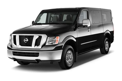 nissan nv passenger reviews  rating motor trend