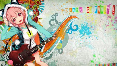 super sonico kimono headphone hd wallpaper 1920x1080 jpg super sonico wallpaper 763640