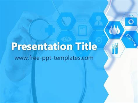 Health Care Ppt Template Hospital Presentation Templates