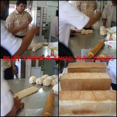 cara membuat roti tawar gandum sarikaya baking and cooking demo roti tawar gandum dari