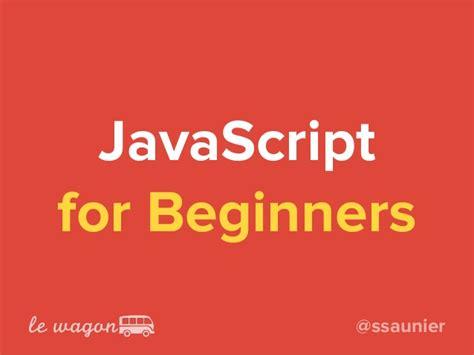 github tutorial for beginners ppt le wagon javascript for beginners