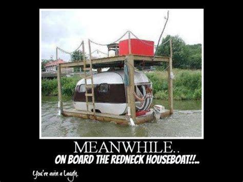 redneck house boat redneck houseboat